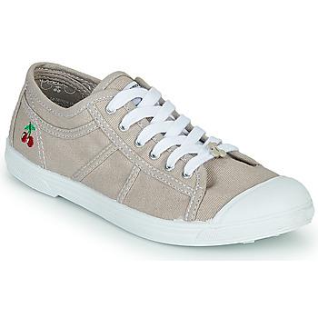 鞋子 女士 球鞋基本款 Le Temps des Cerises BASIC LACE 米色