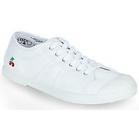 鞋子 女士 球鞋基本款 Le Temps des Cerises BASIC LACE 白色