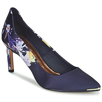 鞋子 女士 高跟鞋 Ted Baker 泰德贝克 ERIINO 蓝色