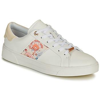 鞋子 女士 球鞋基本款 Ted Baker 泰德贝克 HUDEP 白色