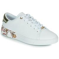 鞋子 女士 球鞋基本款 Ted Baker 泰德贝克 TIRIEY 白色