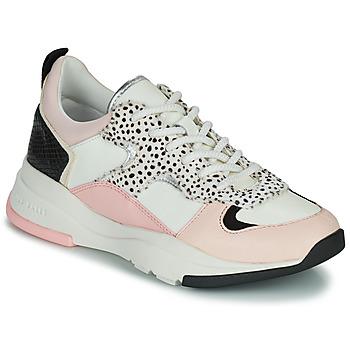 鞋子 女士 球鞋基本款 Ted Baker 泰德贝克 IZSLA 白色 / 玫瑰色