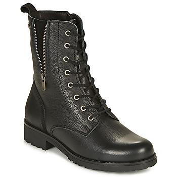 鞋子 女士 短筒靴 TBS PEYTONE 黑色