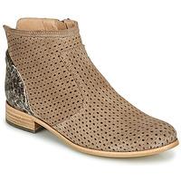 鞋子 女士 短筒靴 MURATTI REBAIS 灰褐色