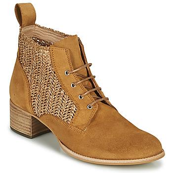 鞋子 女士 短筒靴 MURATTI REAUX Whisky