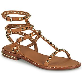 鞋子 女士 凉鞋 Ash 艾熙 PLAY 棕色