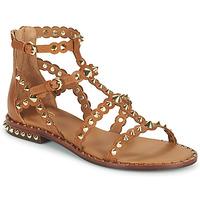 鞋子 女士 凉鞋 Ash 艾熙 PIXEL 棕色
