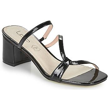 鞋子 女士 休闲凉拖/沙滩鞋 Les P'tites Bombes BERTHINE 黑色