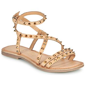 鞋子 女士 凉鞋 Les P'tites Bombes BEATA 米色