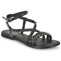 鞋子 女士 凉鞋 Les P'tites Bombes BEATA 黑色