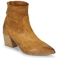 鞋子 女士 短靴 Moma OSTUNI 棕色