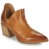 鞋子 女士 短靴 Moma OSTUMI 棕色