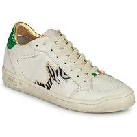 鞋子 女士 球鞋基本款 Serafini SAN DIEGO 白色 / 绿色