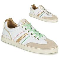 鞋子 女士 球鞋基本款 Serafini COURT 白色 / 金色