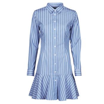 衣服 女士 短裙 Lauren Ralph Lauren TRIELLA 蓝色 / 白色