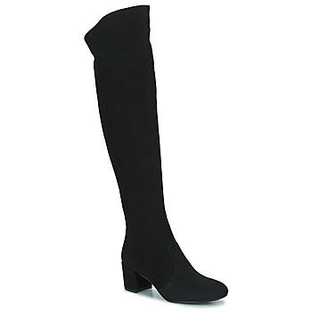 鞋子 女士 都市靴 Minelli MILANIA 黑色