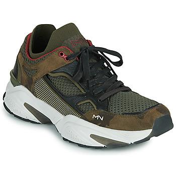 鞋子 男士 球鞋基本款 Skechers 斯凯奇 KRAZ - THURSTON 棕色
