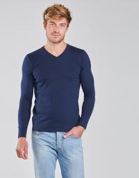 衣服 男士 羊毛衫 B.O.T.D OOMAN 海蓝色