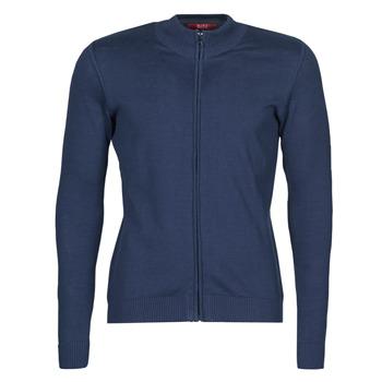 衣服 男士 羊毛开衫 B.O.T.D OCARDI 海蓝色