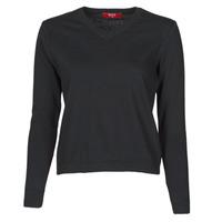 衣服 女士 羊毛衫 B.O.T.D OWOXOL 黑色