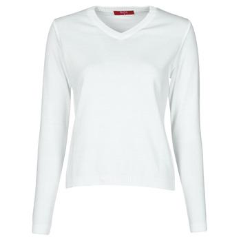 衣服 女士 羊毛衫 B.O.T.D OWOXOL 白色