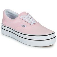 鞋子 女士 球鞋基本款 Vans 范斯  玫瑰色