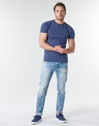 衣服 男士 直筒牛仔裤 Replay WIKKBI Super / Ight / 蓝色