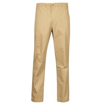 衣服 男士 多口袋裤子 Polo Ralph Lauren PANTALON CHINO PREPSTER AJUSTABLE ELASTIQUE AVEC CORDON INTERIEU 米色