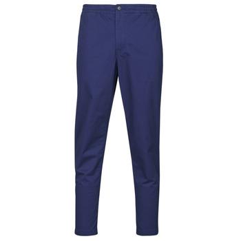 衣服 男士 多口袋裤子 Polo Ralph Lauren PANTALON CHINO PREPSTER AJUSTABLE ELASTIQUE AVEC CORDON INTERIEU 海军蓝