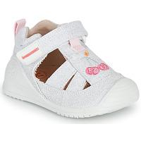 鞋子 女孩 凉鞋 Biomecanics 212213 银灰色 / 白色