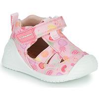 鞋子 女孩 凉鞋 Biomecanics 212212 玫瑰色