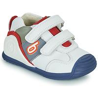 鞋子 男孩 球鞋基本款 Biomecanics 202148 白色 / 蓝色 / 红色