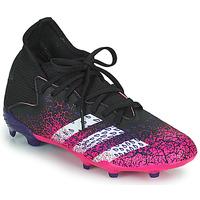 鞋子 儿童 足球 adidas Performance 阿迪达斯运动训练 PREDATOR FREAK .3 F 黑色 / 玫瑰色