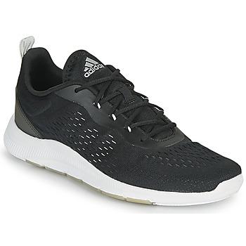 鞋子 女士 跑鞋 adidas Performance 阿迪达斯运动训练 NOVAMOTION 黑色