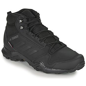 鞋子 男士 登山 adidas Performance 阿迪达斯运动训练 TERREX AX3 BETA MID 黑色