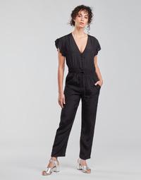 衣服 女士 连体衣/连体裤 See U Soon 21191033 黑色