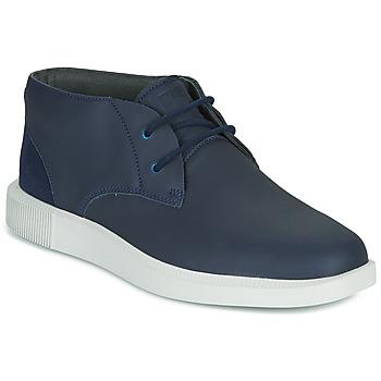鞋子 男士 德比 Camper 看步 BILL 蓝色