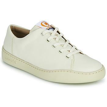 鞋子 男士 球鞋基本款 Camper 看步 PEU TOURING 白色