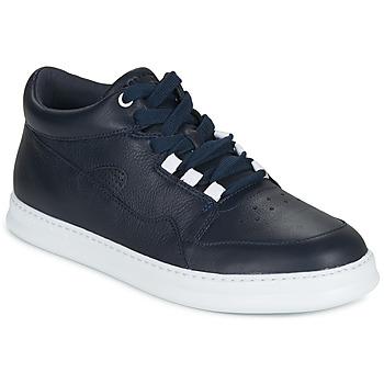 鞋子 男士 球鞋基本款 Camper 看步 RUNNER 4 蓝色
