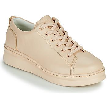 鞋子 女士 球鞋基本款 Camper 看步 RUNNER UP 玫瑰色
