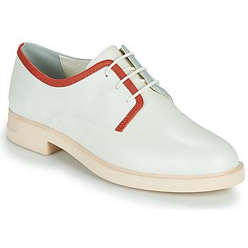 鞋子 女士 德比 Camper 看步 TWINS 白色