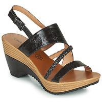 鞋子 女士 凉鞋 Chattawak JULIETTE 黑色