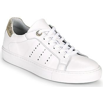 鞋子 女士 球鞋基本款 Myma PEGGUI 白色 / 金色