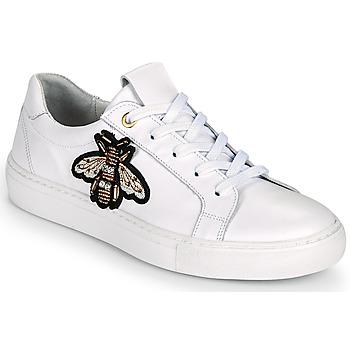 鞋子 女士 球鞋基本款 Myma PIGGA 白色