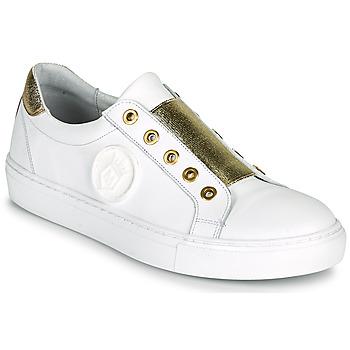 鞋子 女士 球鞋基本款 Myma PAGGI 白色 / 金色