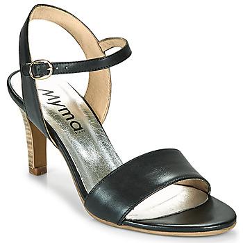 鞋子 女士 凉鞋 Myma POLIDOME 黑色