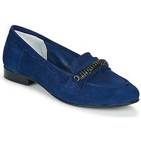 鞋子 女士 皮便鞋 Myma PIBINA 海蓝色