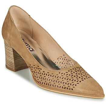 鞋子 女士 高跟鞋 Myma POLINA 灰褐色