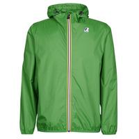 衣服 冲锋衣 K-Way LE VRAI CLAUDE 3.0 绿色