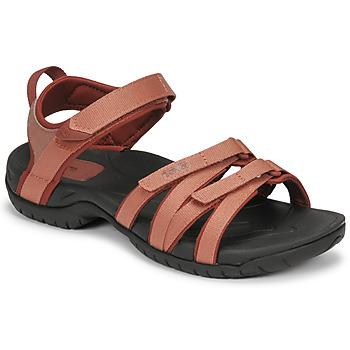 鞋子 女士 凉鞋 Teva TIRRA 珊瑚色